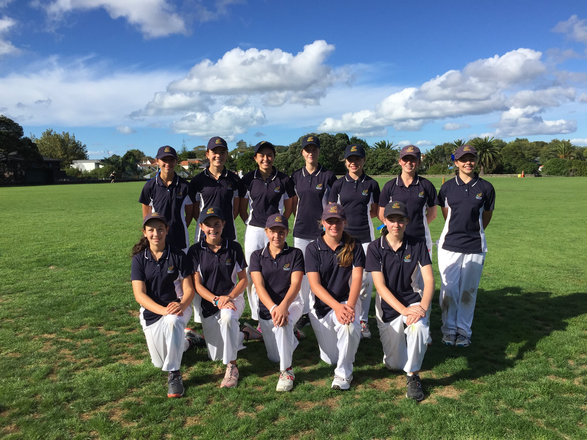 Bay of Plenty Under 14 Girls Win Two From Two at Auckland Tournament