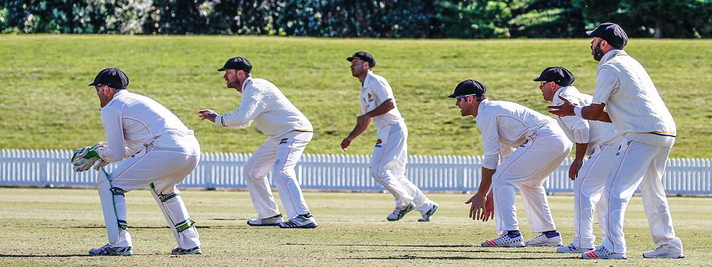 Wellington Win Plunket Shield Match