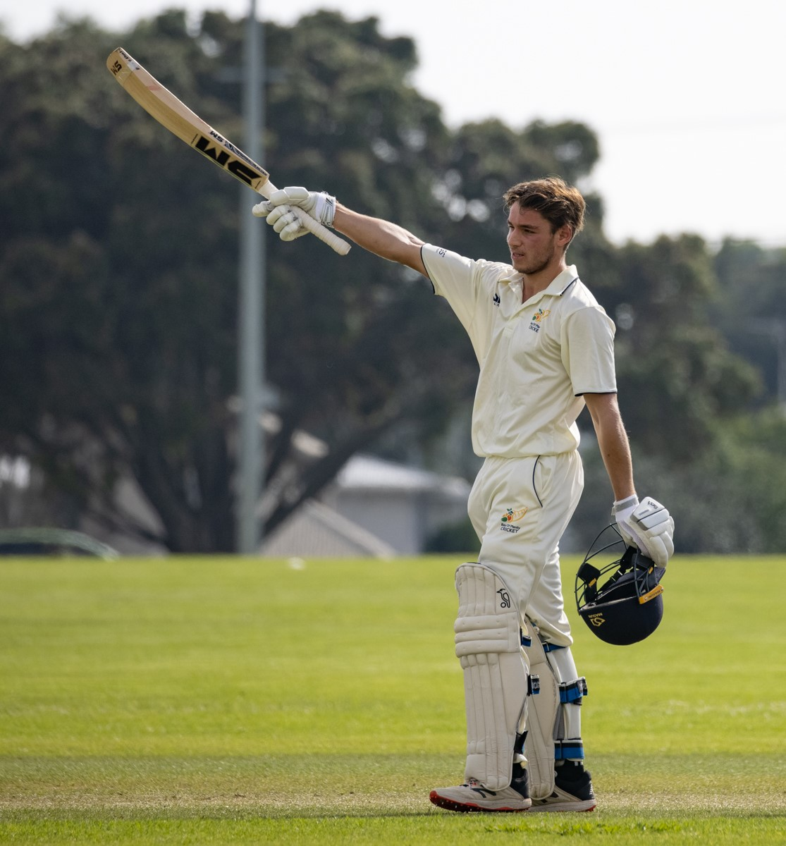 Taylor Bettelheim Wins Bay of Plenty Cricket Player of the Year